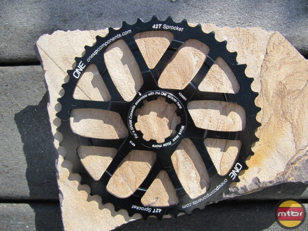 OneUp Components 42 Cog
