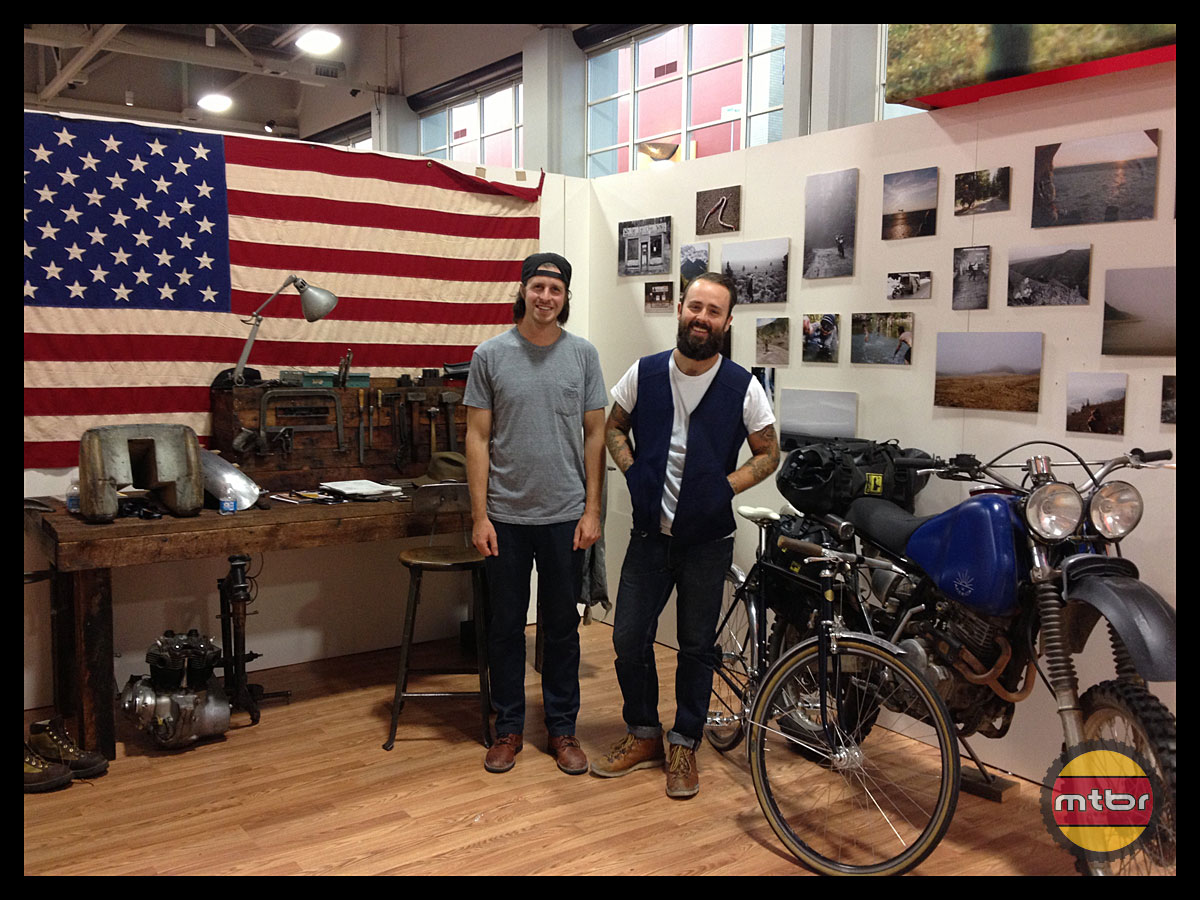 James Crowe and Jordan Hufnagel of West America