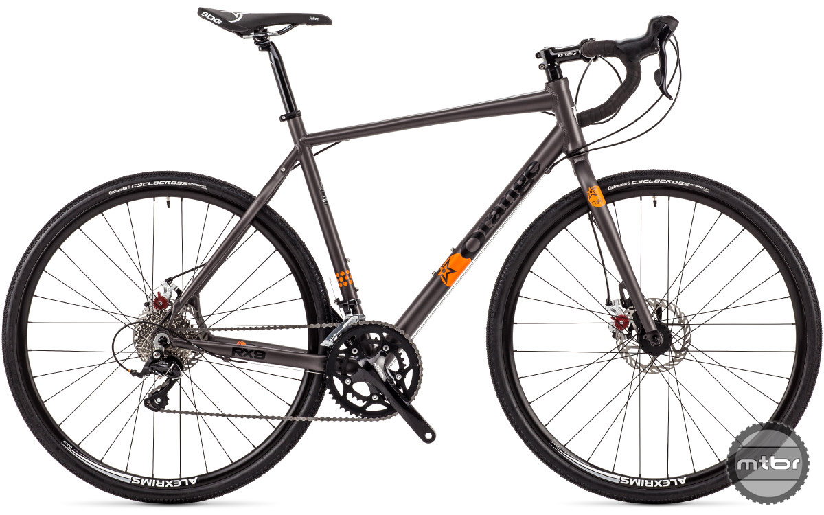 Orange is offering their entire line up in the states, which includes everything from Downhill rigs to CX bikes.