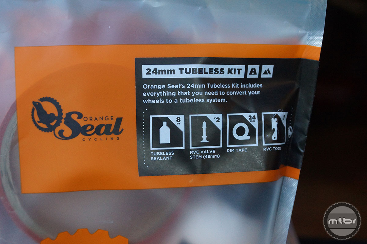 Orange Seal Kit