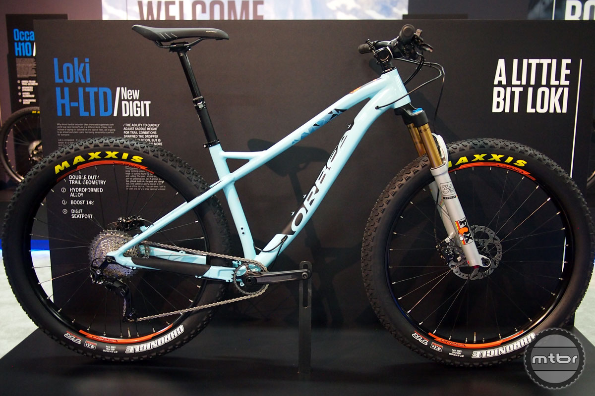 The Orbea Loki 27+ was released earlier this year in Spain and Mtbr was there to cover it. Be sure to read our full write-up.