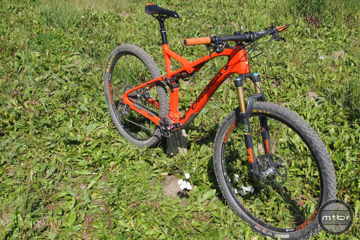 Outerbike Test Sessions: Orbea Occam