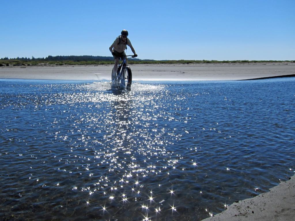 Group Beach Ride Ocean Ss Wa Oct 6th Mtbr