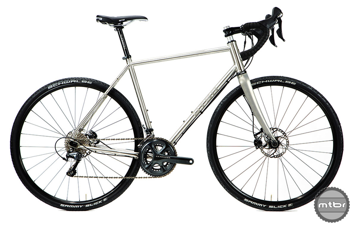 The complete Ultegra build bike sells for $4399.
