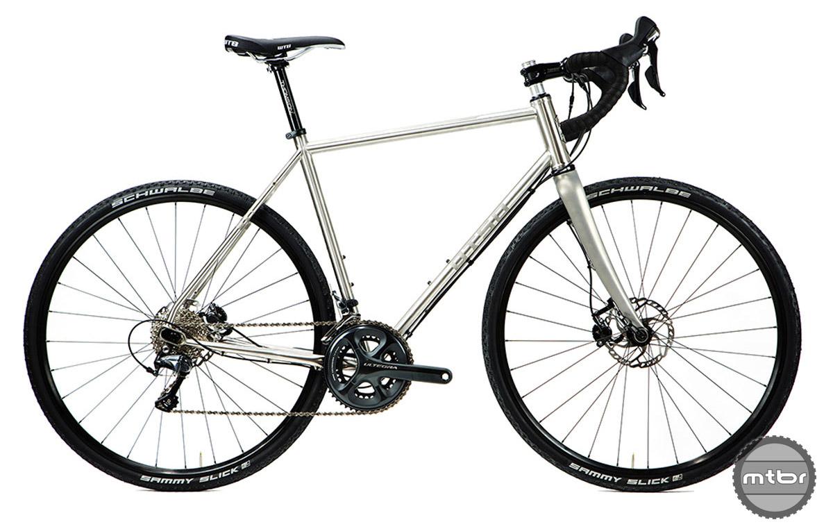 The complete Ultegra build bike sells for $4399.