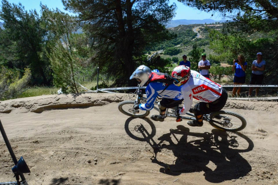 DH Tandem raced at 2011 Otter-otter-2013-1.jpg