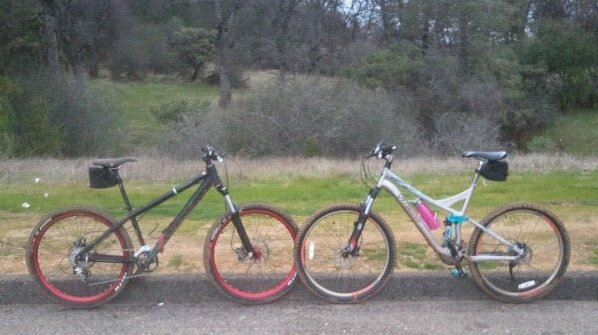 His and Her Rides-our-bikes-divide.jpg