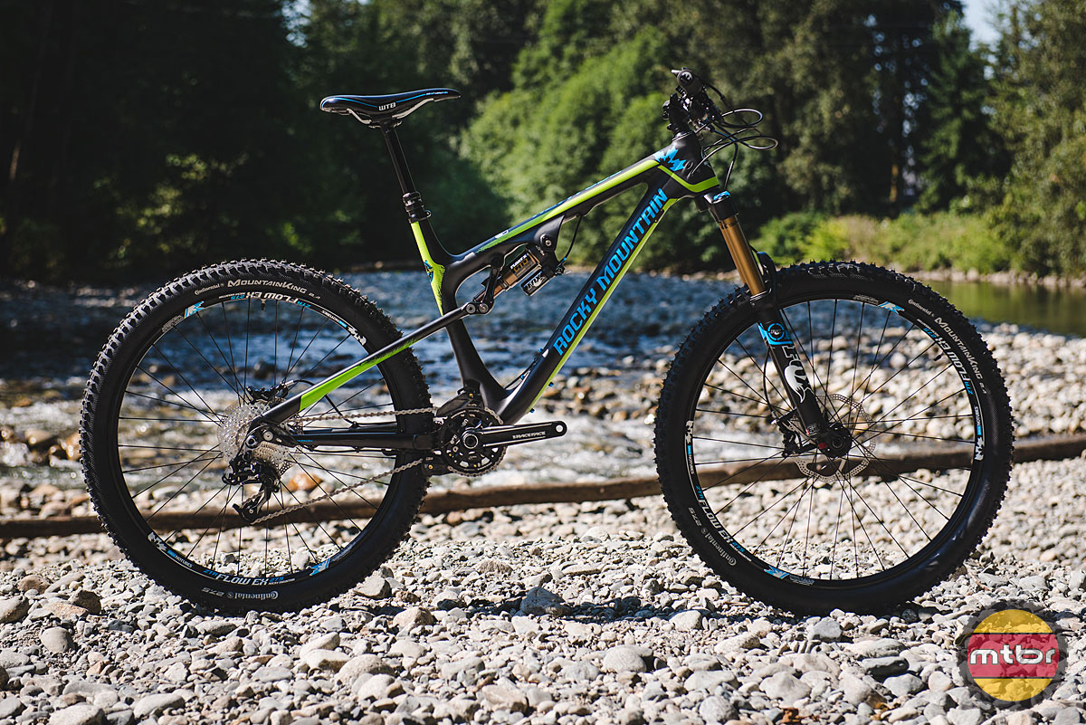 2014 Rocky Mountain Altitude 770 MSL Rally Edition