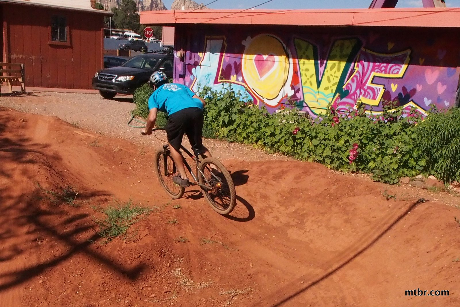 Over The Edge Pump Track Love