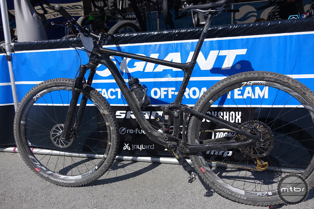 Giant Anthem 29er sneak peek