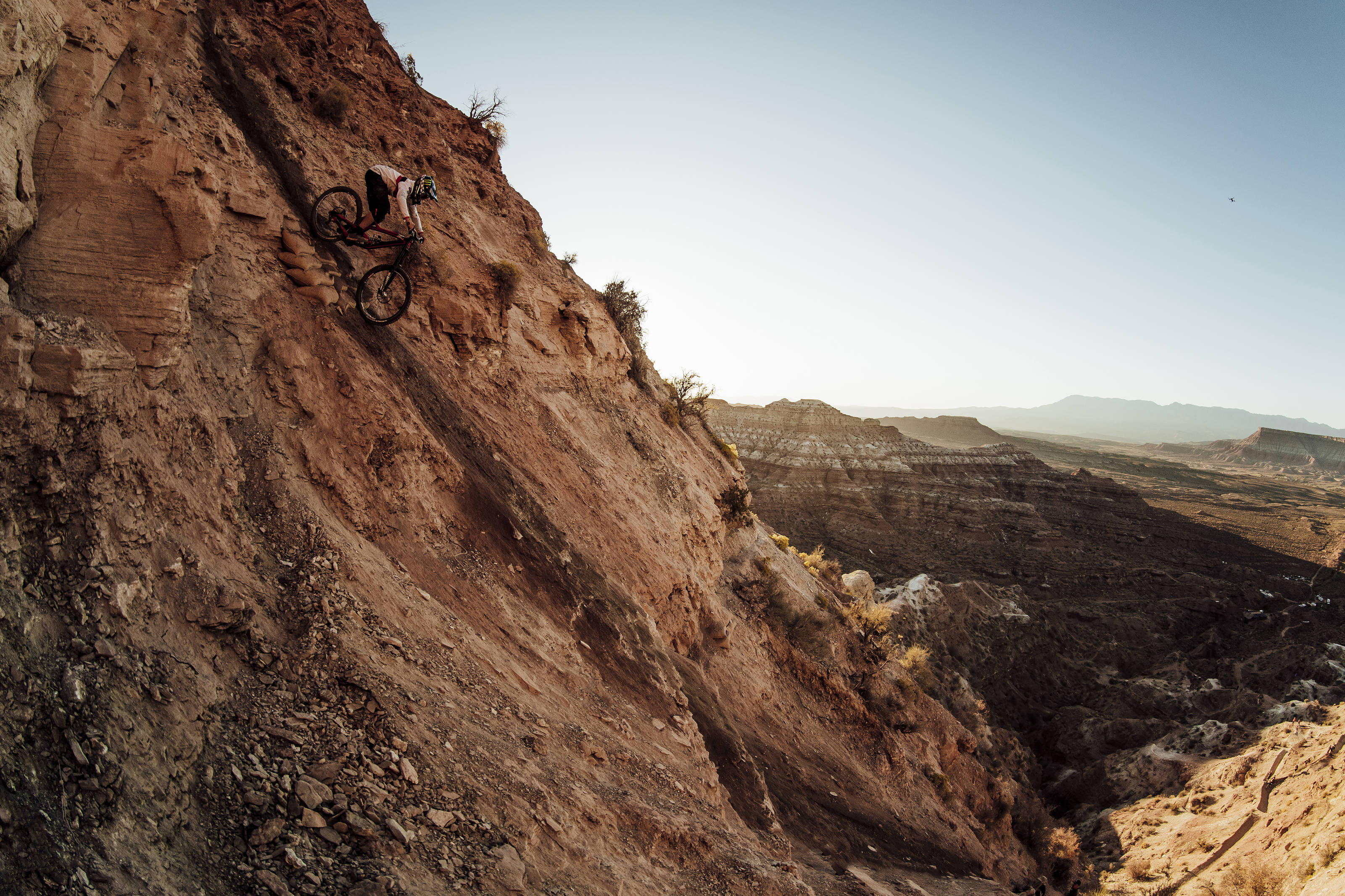 What's it really like to ride Red Bull Rampage