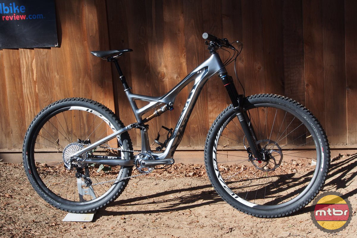 Specialized Stumpjumper EVO with SRAM XX1 Drivetrain