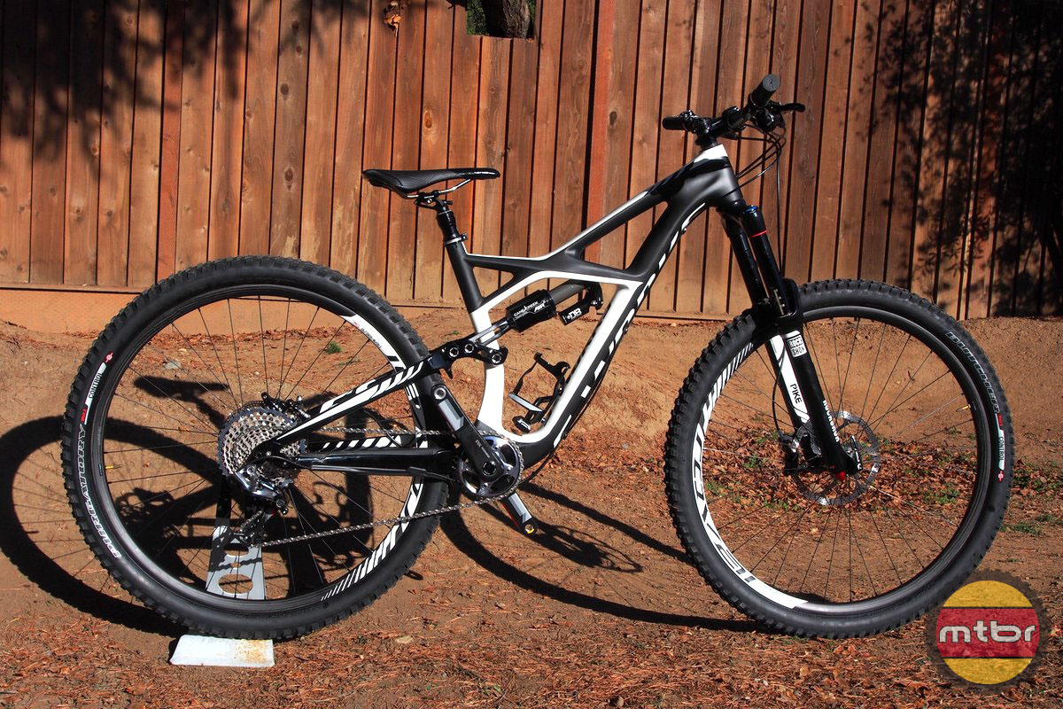 Specialized Enduro 29 with SRAM XX1 Drivetrain