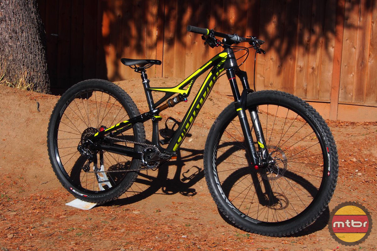 Specialized Camber Evo with SRAM X01 Drivetrain