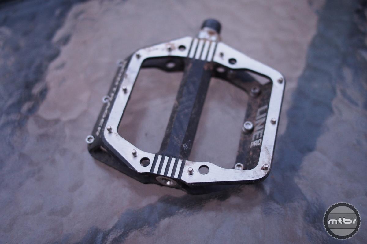 Bontrager Line Pro Pedals Open Structure