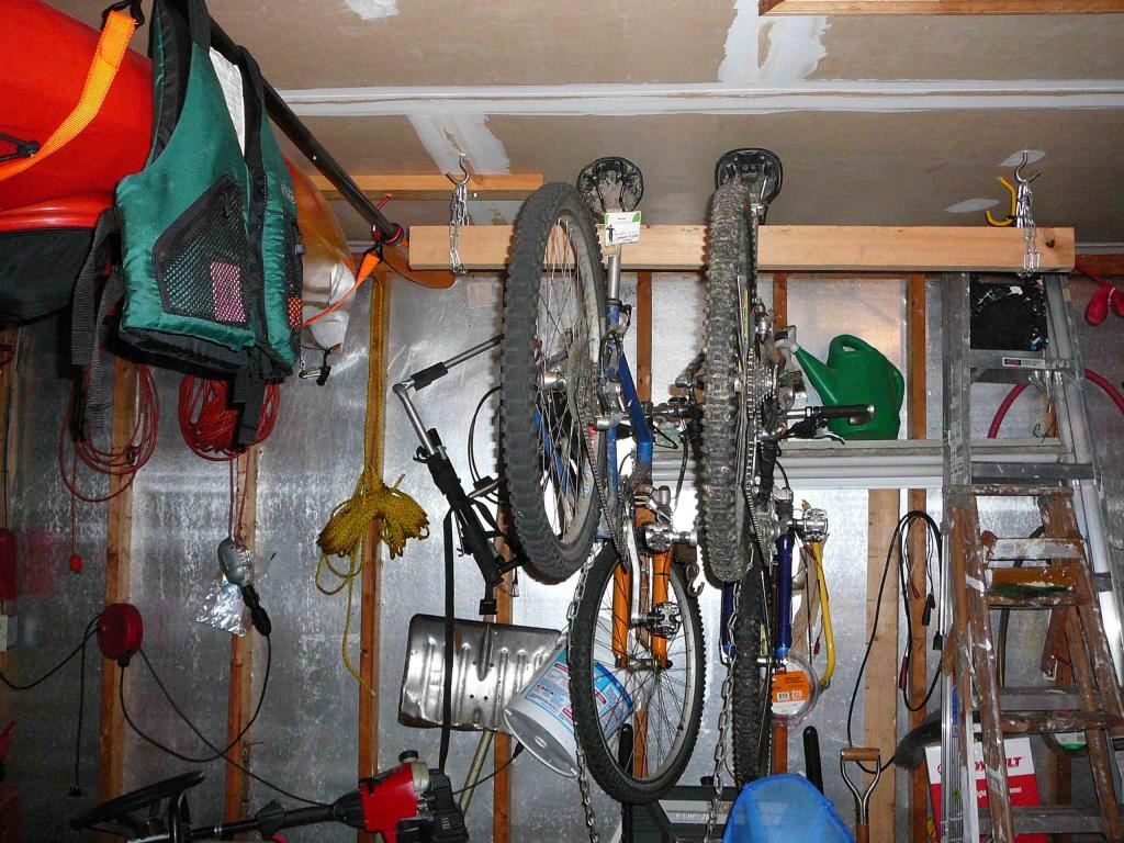 Garage Bike Storage I Need Ideas Mtbrcom