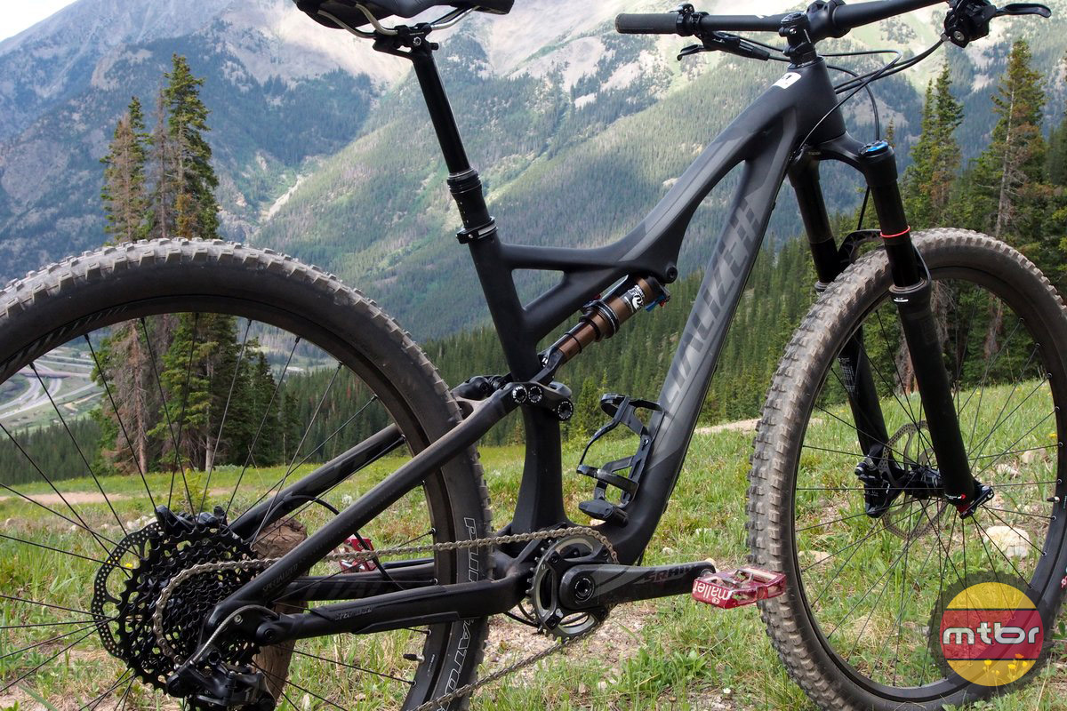 Specialized  with SRAM XO1