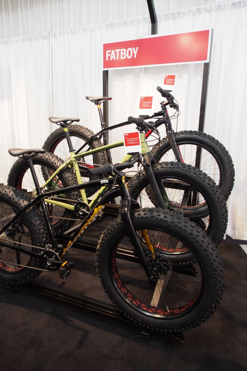 Specialized Fatboy and Fatboy Expert