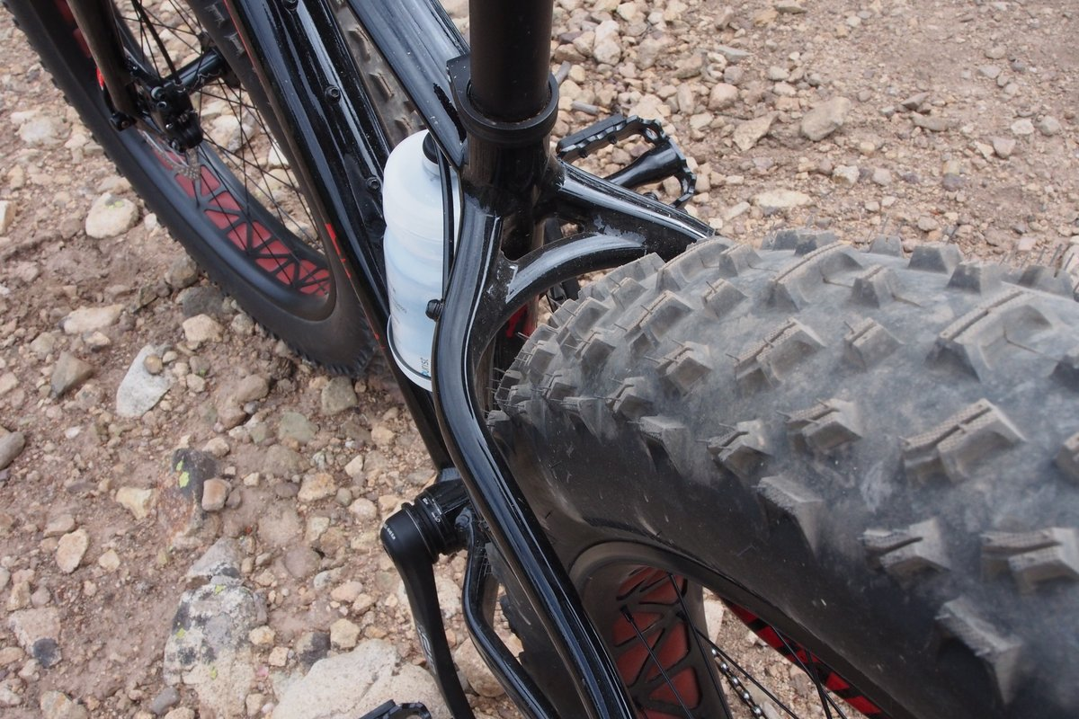 Specialized Fatboy Tire Clearance