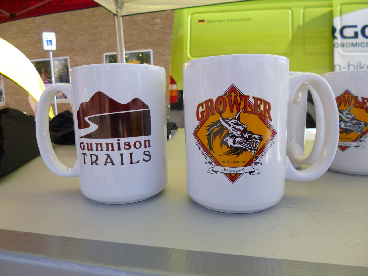 Finisher Mugs