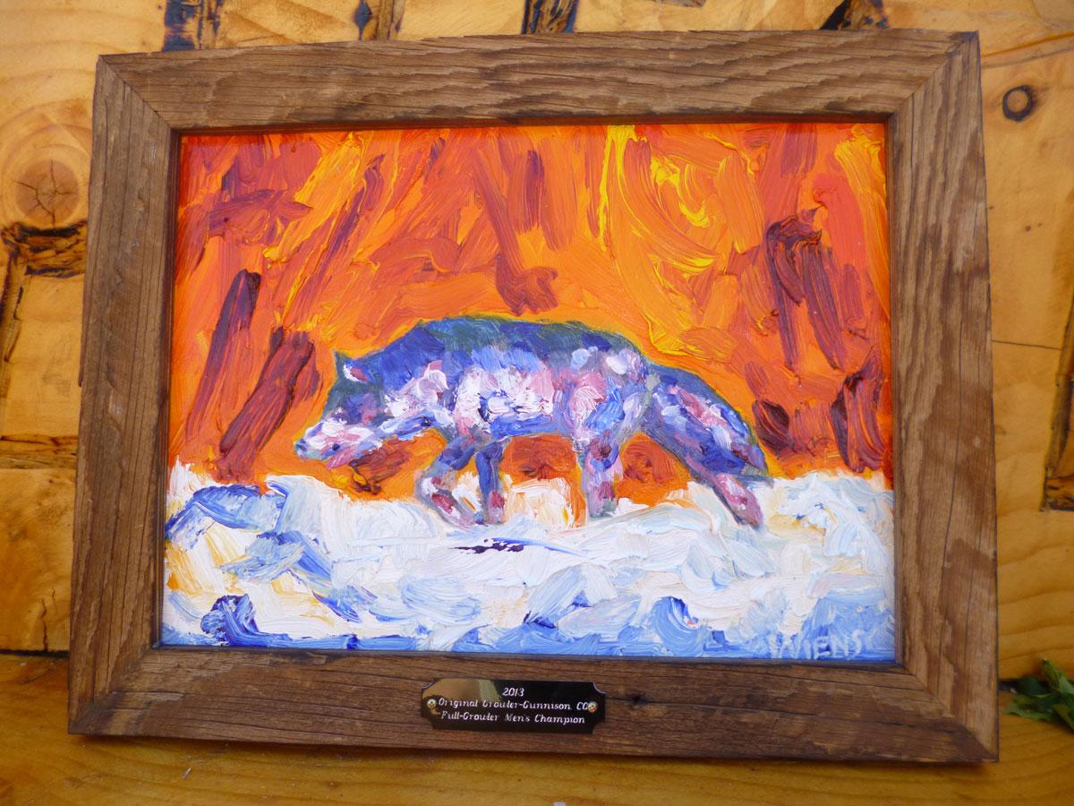 Winner's Painting
