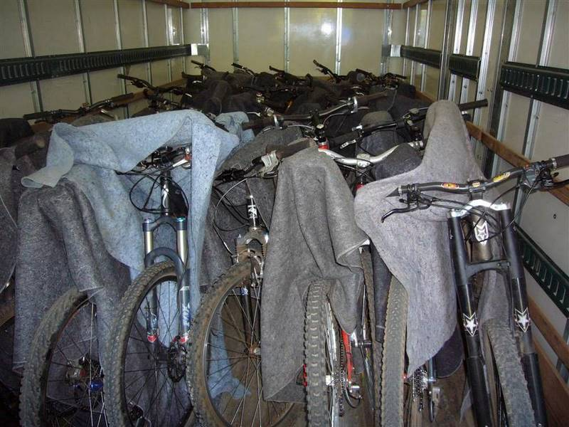 MBO Bike Transport