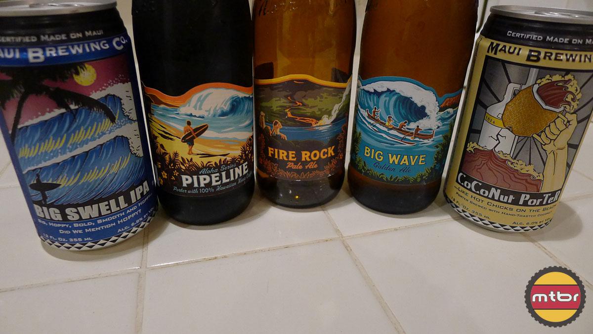 Hawaiian Beers