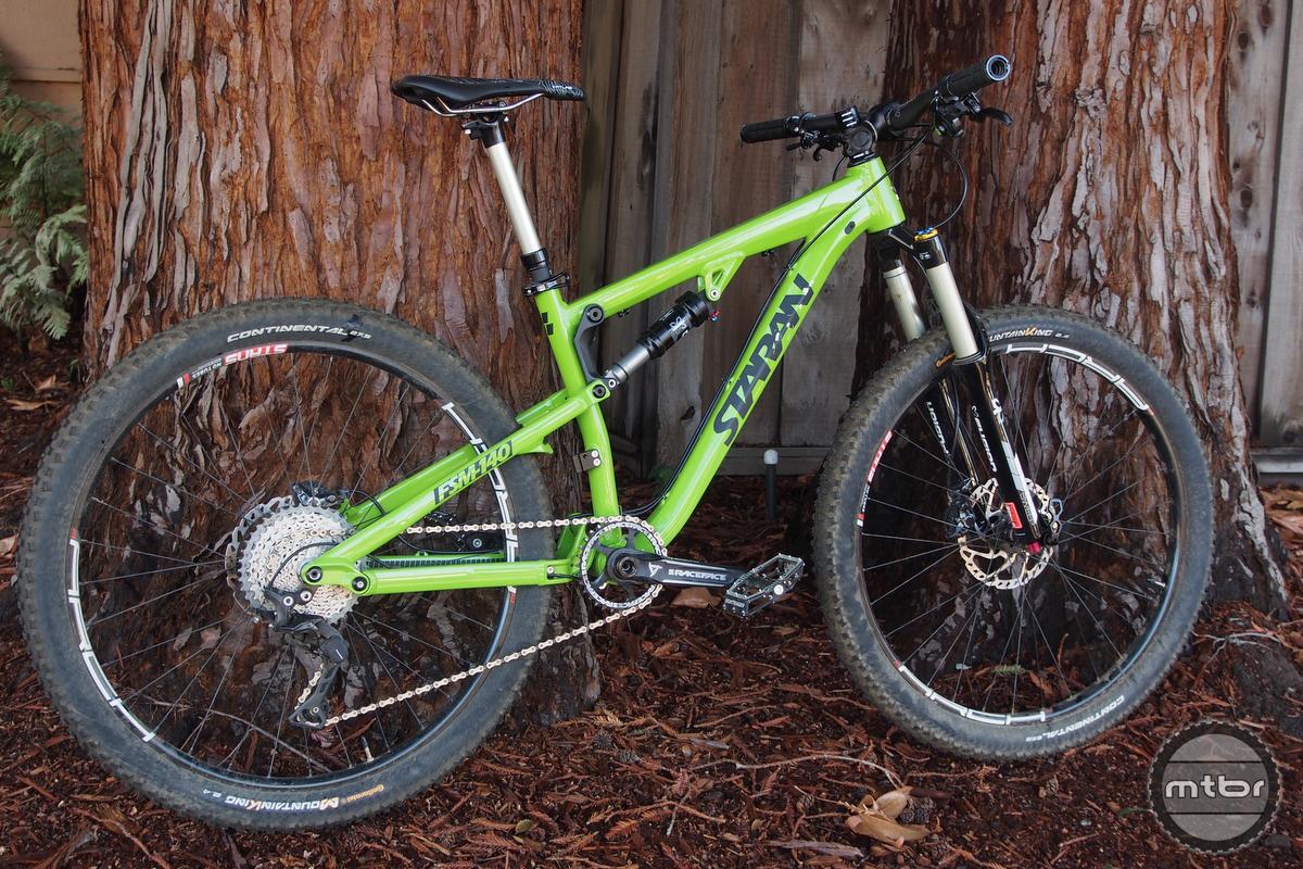 Staran Cycles FSM-140 Full Bike