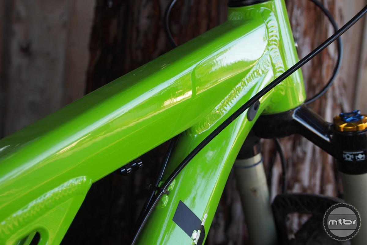 Staran Cycles FSM-140 Frame