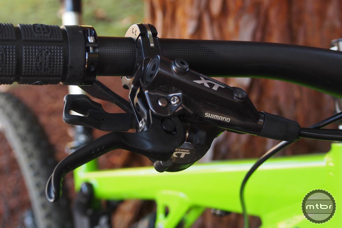 Staran Cycles FSM-140 Brakes