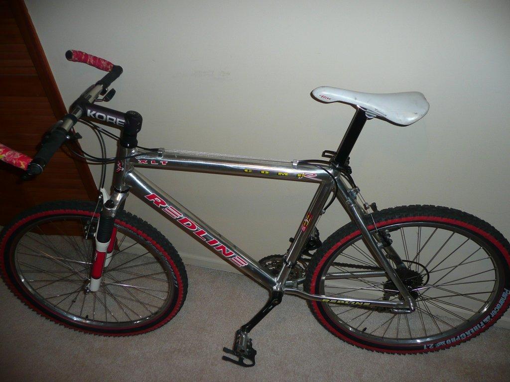 Updating my mountain bike