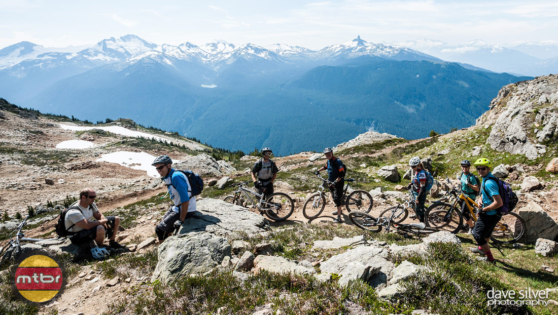 Whistler Top Of The World Trail
