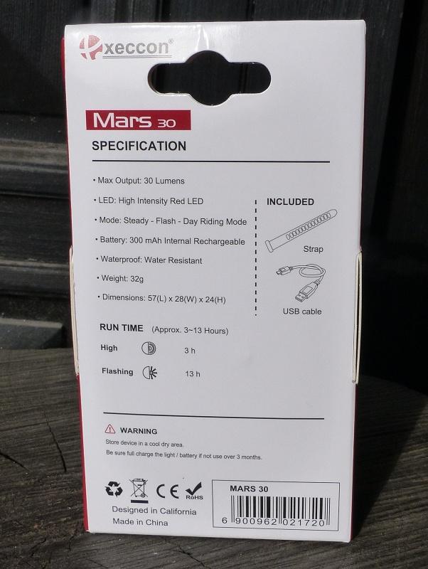 Review: Xeccon Mars 30 USB rechargable rear light-p1100917.jpg