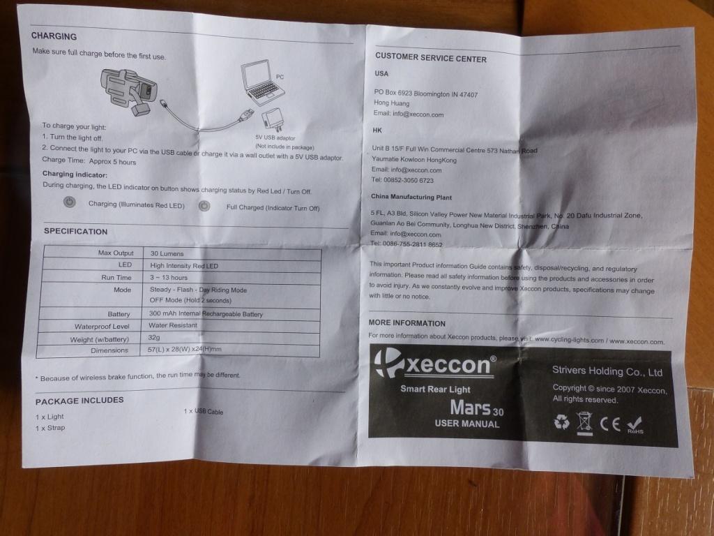Review: Xeccon Mars 30 USB rechargable rear light-p1100938.jpg