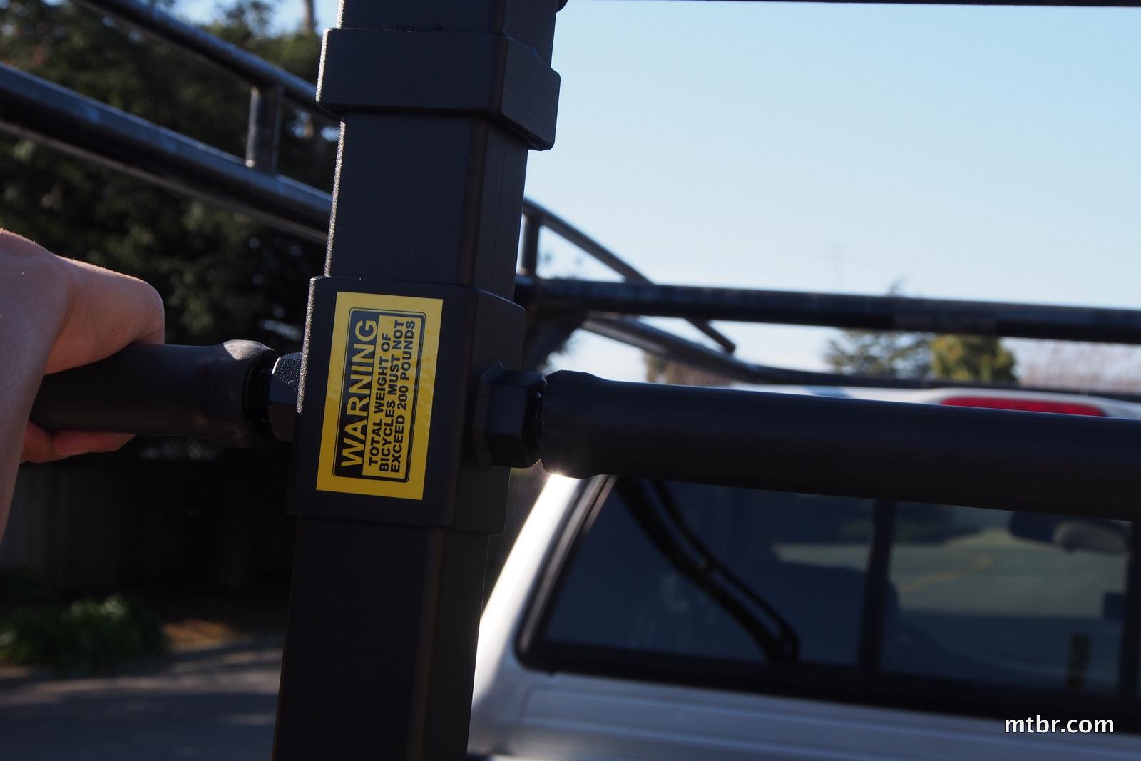 Upright Designs Totem Pole Bike Rack Mtbr Com