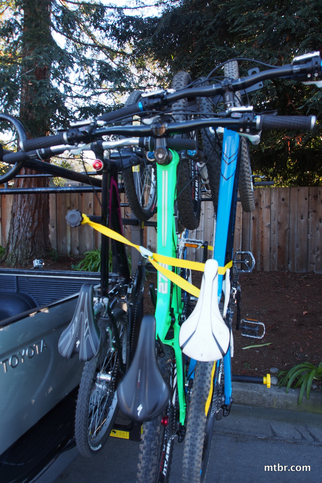 UpRight Designs Totem Pole Bike Rack