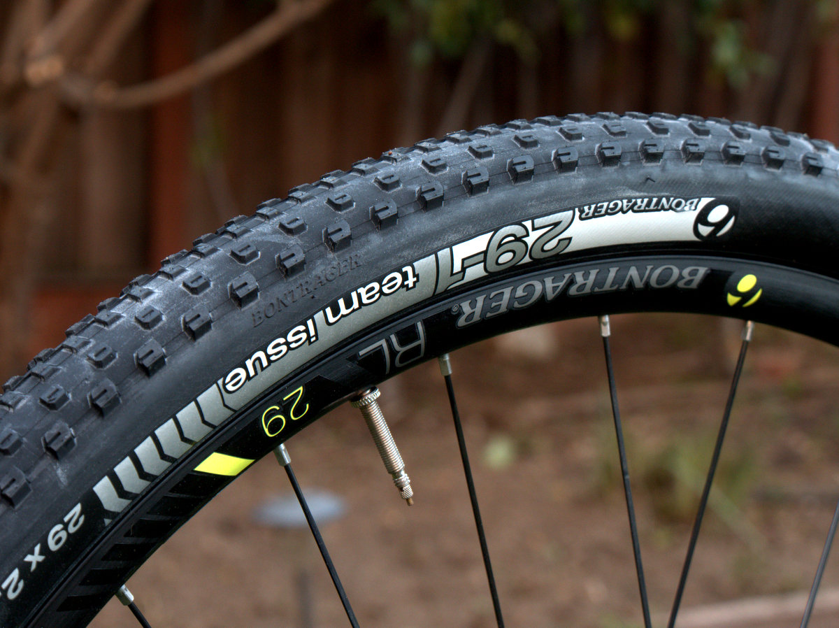Trek Superfly 100 Tire