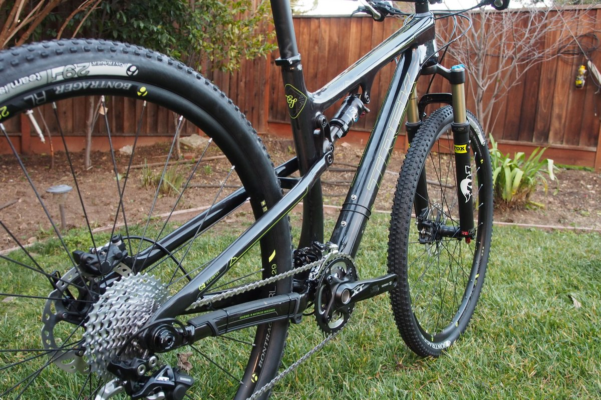 Trek Superfly 100 Frame