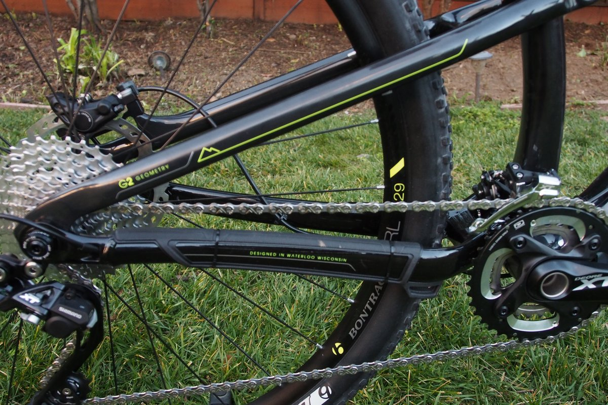 Trek Superfly 100 Stays