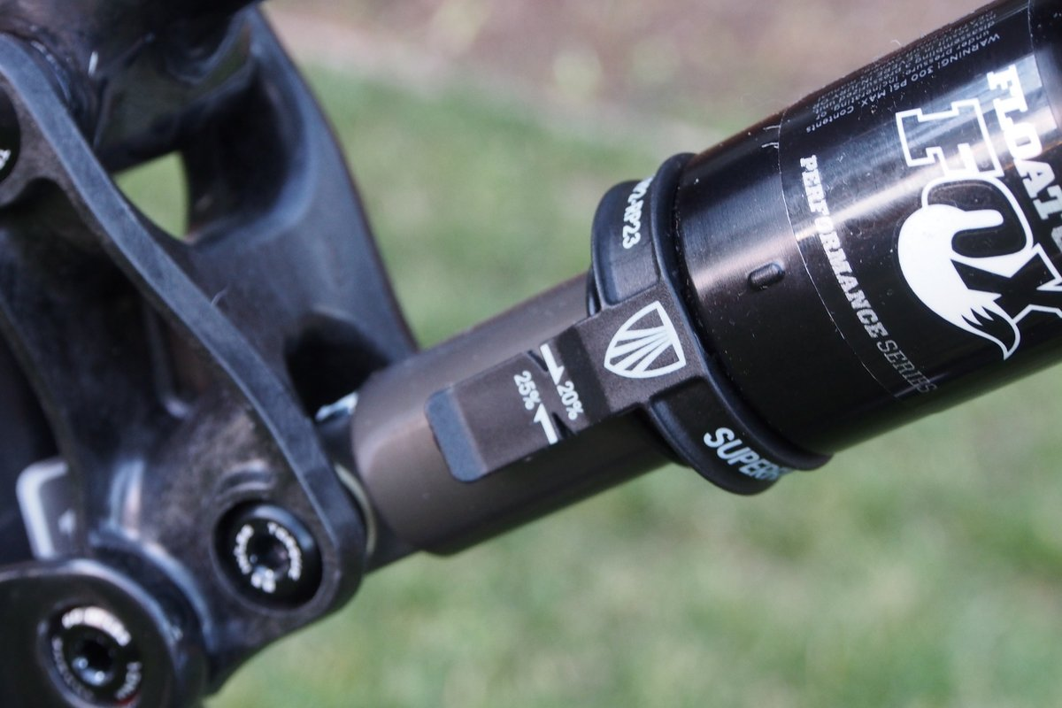Trek Superfly 100 Shock
