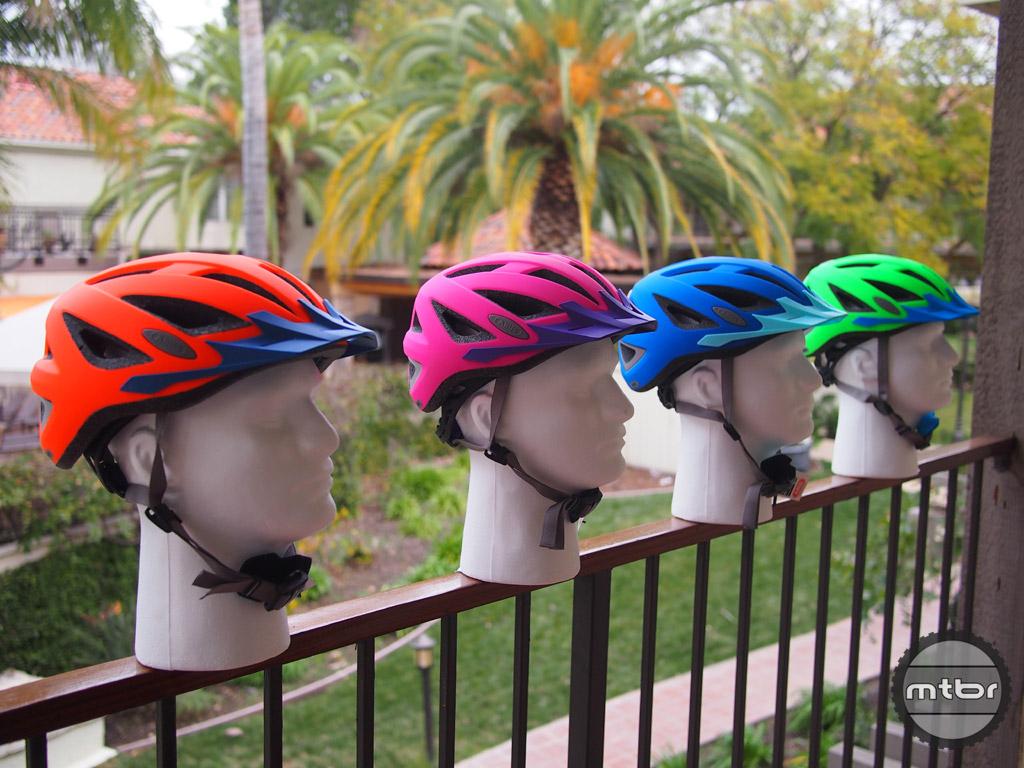 ABUS Urban-I Helmets