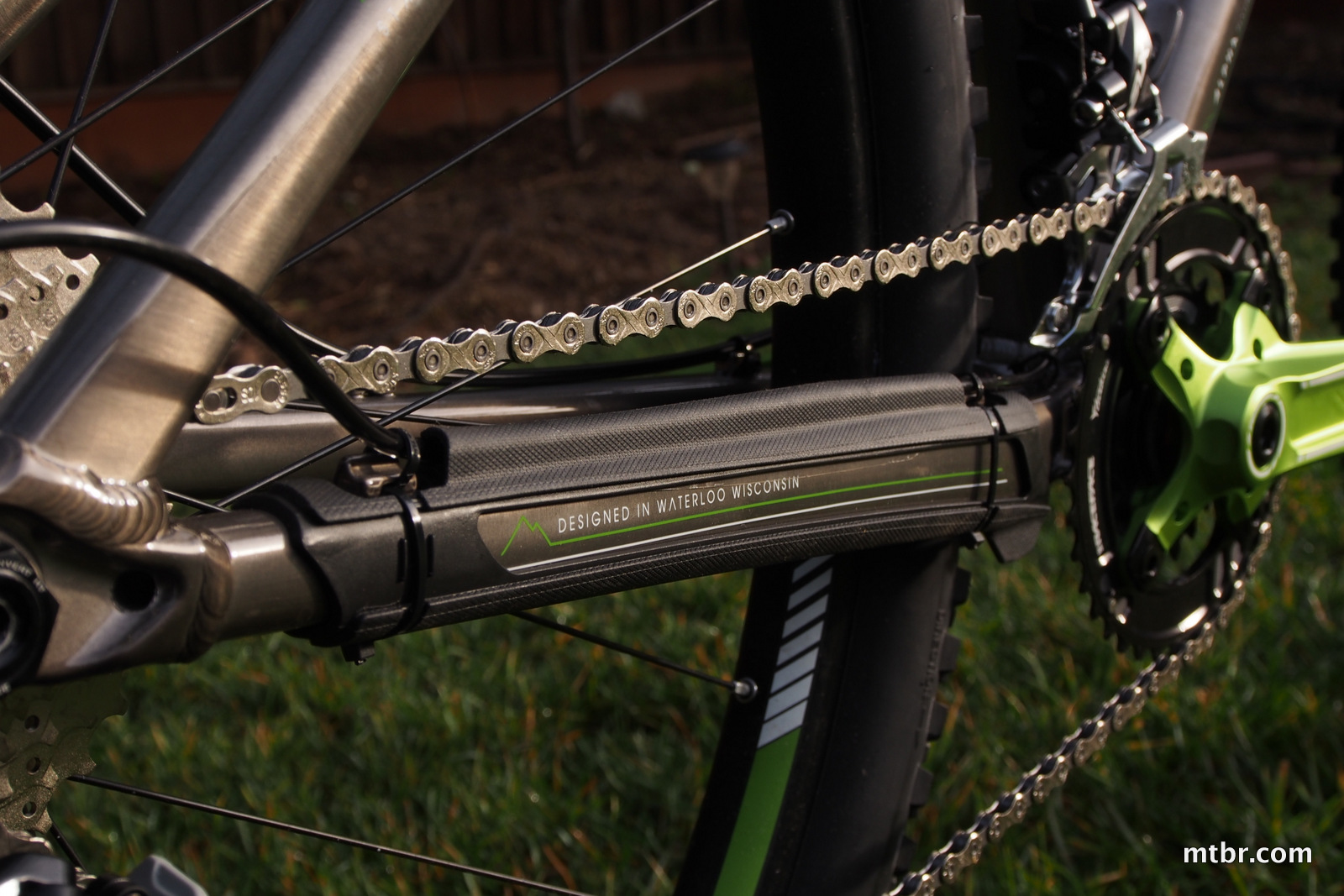 Trek Stache 8 Chainstay Guard
