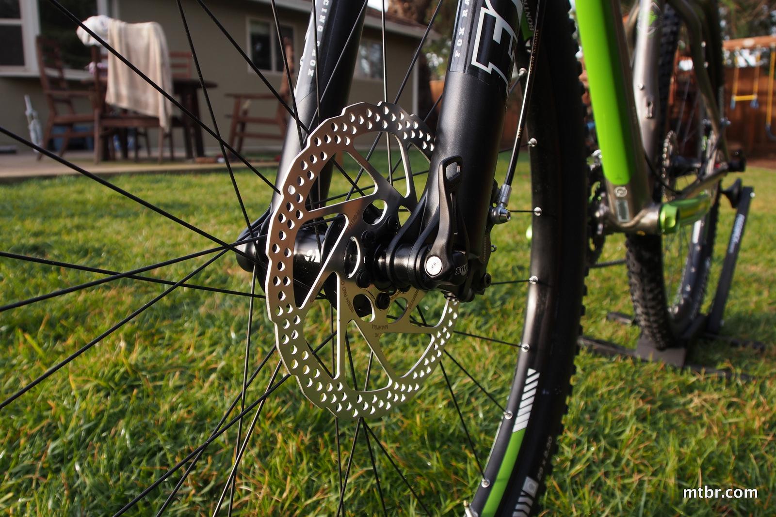 Trek Stache 8 Front Brake