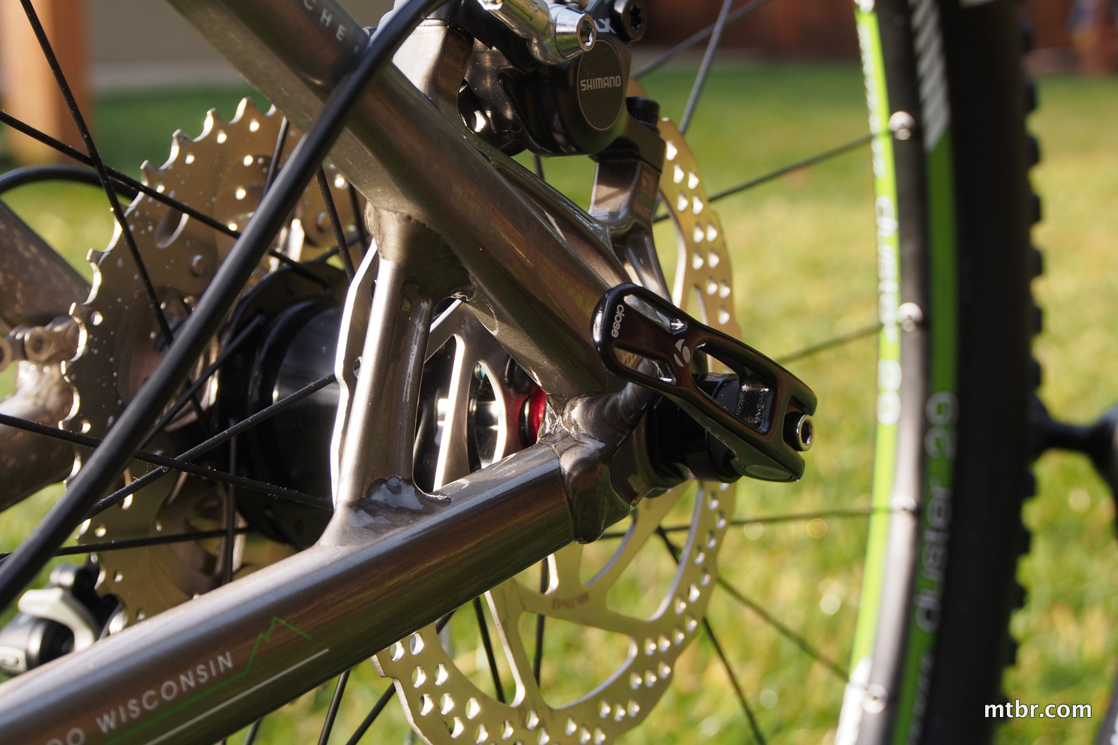 Trek Stache 8 Post Mount Brakes