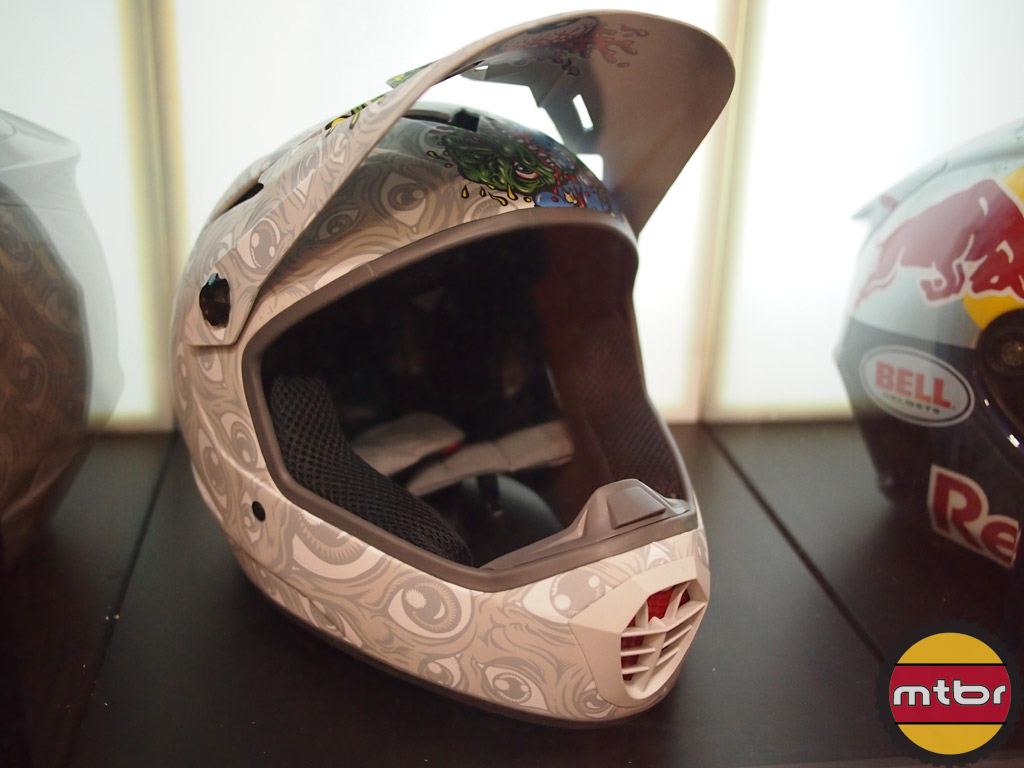 Bell Drop face helmet