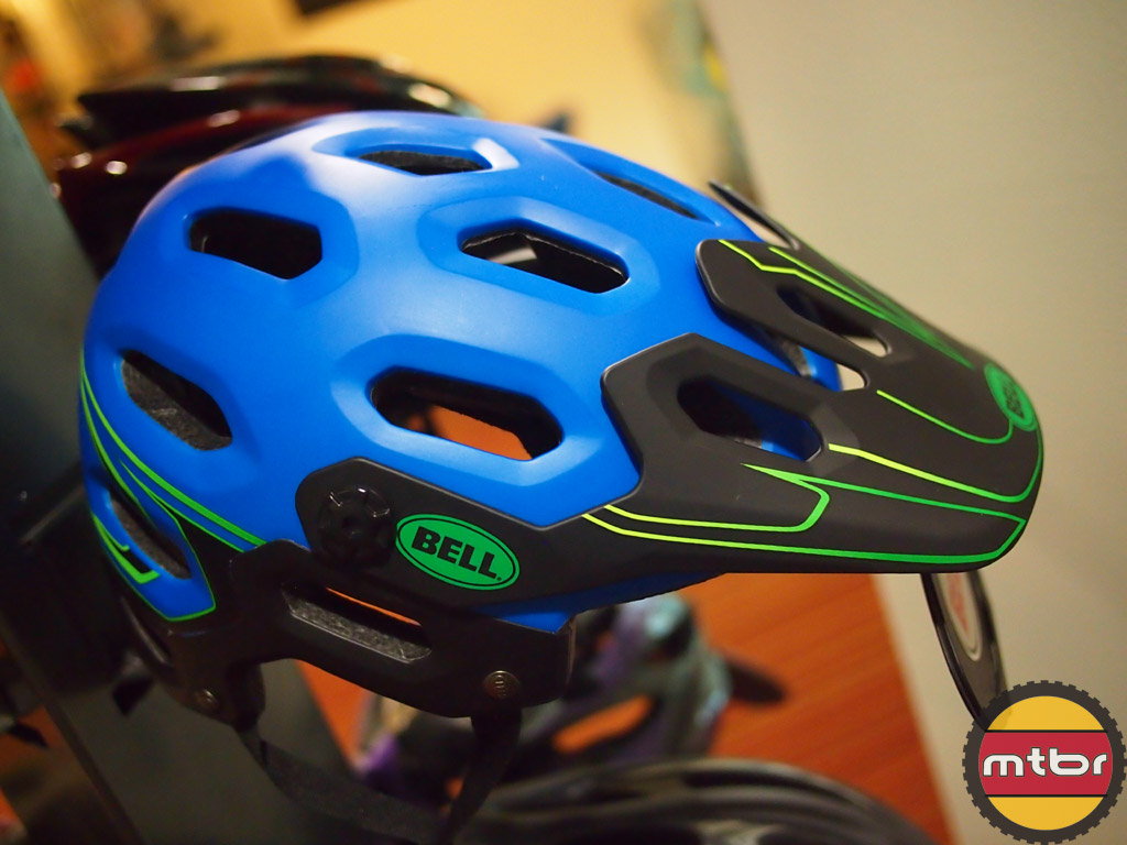Bell Super - All Mountain helmet