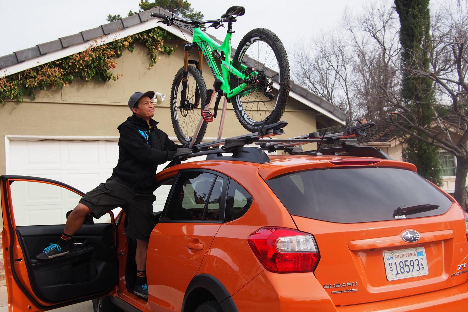 Subaru XV Crosstrek Roof Rack