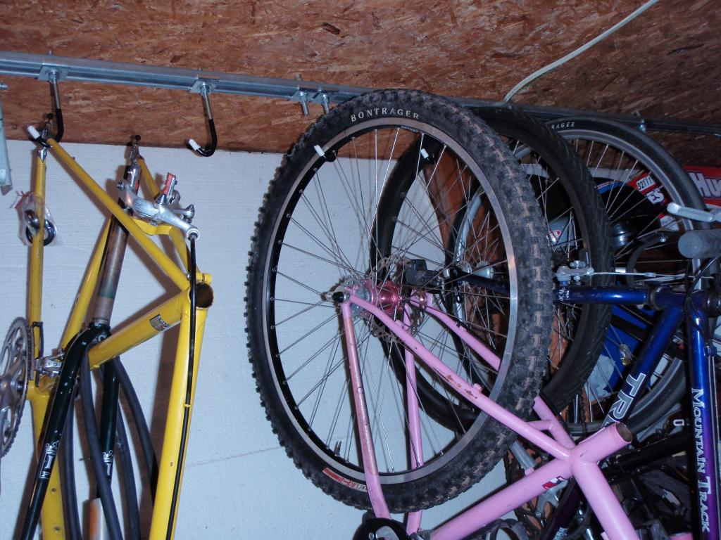 Home brewed bike storage solutions - help wanted-p3141062.jpg & Home brewed bike storage solutions - help wanted- Mtbr.com