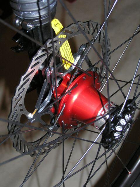 Project 321 Enduro ABEC 5 Cannondale Lefty HUB 28 Trou Noir