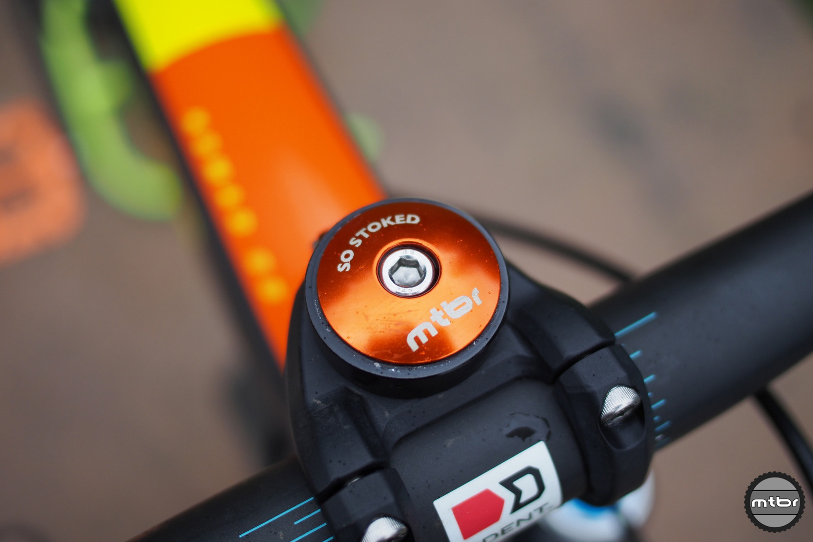 with 25mm stem